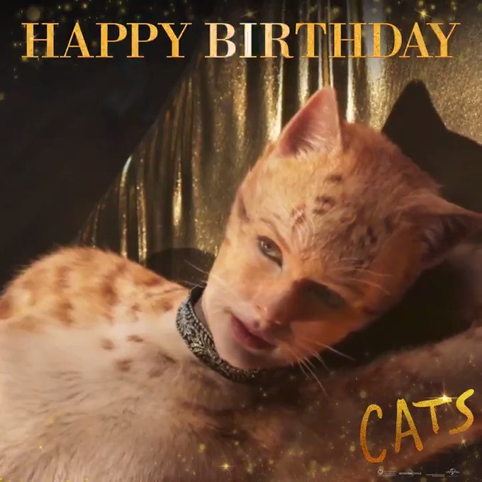 Happy Birthday to our favourite cat lover turned actual cat, Taylor Swift!