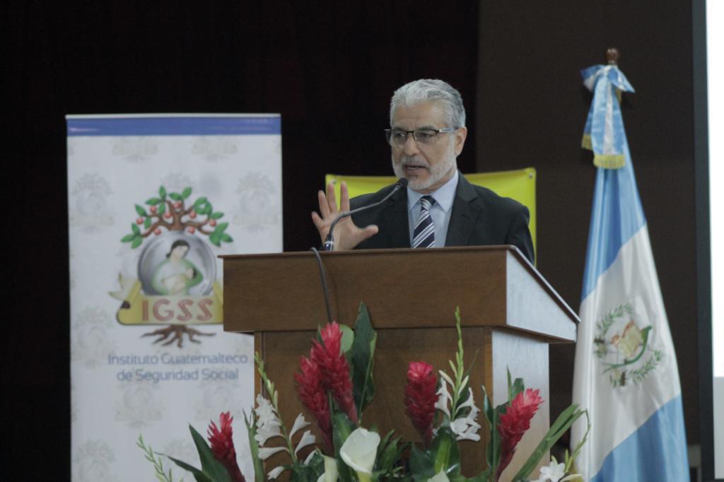 test Twitter Media - Ahora, inicia su discurso Carlos Contreras, presidente de la Junta Directiva del Igss.¿Qué podemos decir?, dice Contreras. https://t.co/wR5ymJlR8Z