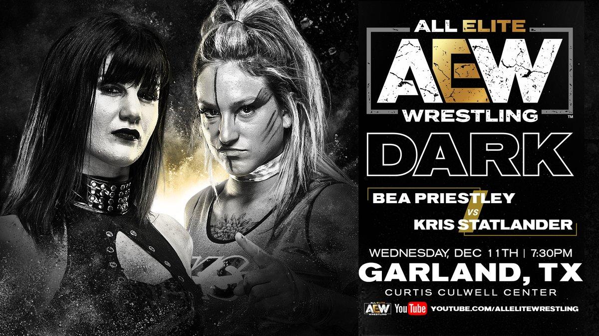 Post-AEW Dynamite Dark Match Results: Bea Priestley Vs. Kris Statlander, 6-Man Tag Match