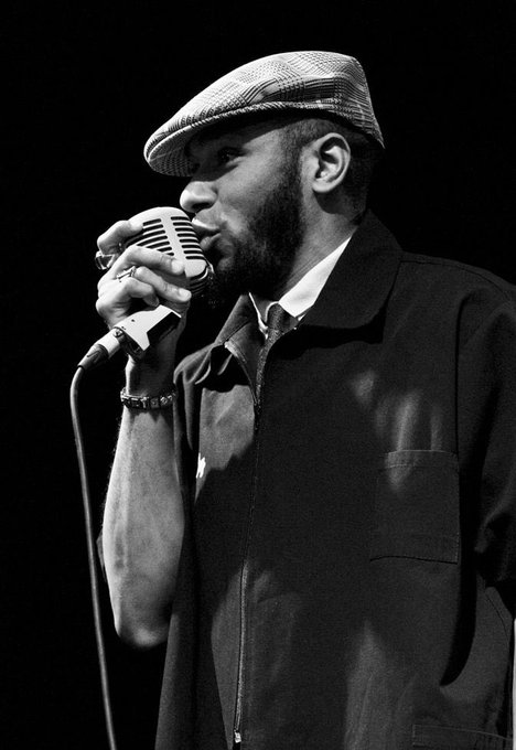 Happy Birthday to the incredible Mos Def (Yasiin Bey). Today he turns 46 years old