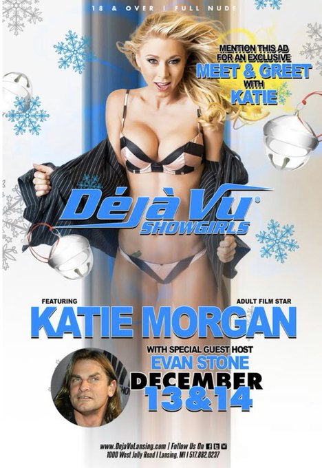Who's ready to party in Michigan?! This weekend, two nights four shows @dejavulansingmi see you there