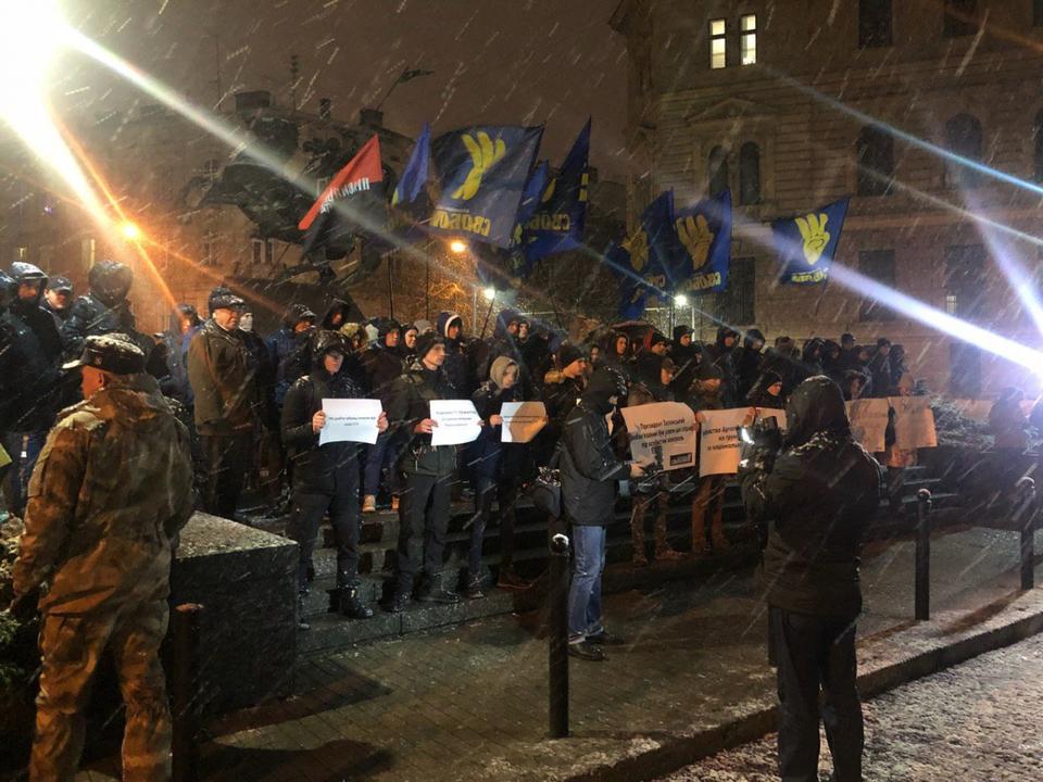 Дело об убийстве волонтера Мирошниченко из Бахмута следует передать в Киев, - адвокат - Цензор.НЕТ 1400