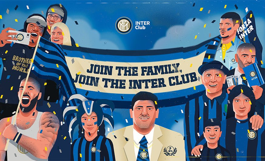Join us ! Become a member of this family ! We represent the Greek fans of Inter ! More information with personal message ! #InterClubSalonicco #InterGrecia  #NotForEveryone #TogetherWeAreStronger #Amala #ForzaInter #UnoDiNoi #MilanoSiamoNoi