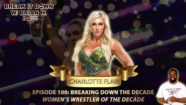 .@MsCharlotteFlair is a first ballot hall of fame, and that is why @BrianHWaters names her the Womens Wrestler of the Decade. YouTube bit.ly/38t1Emc Anchor bit.ly/2rtImN6 Spotify spoti.fi/2PFh7qz Apple apple.co/2Pc3zUK