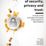 "Image for the Tweet beginning: ""A Matter of Security, Privacy"