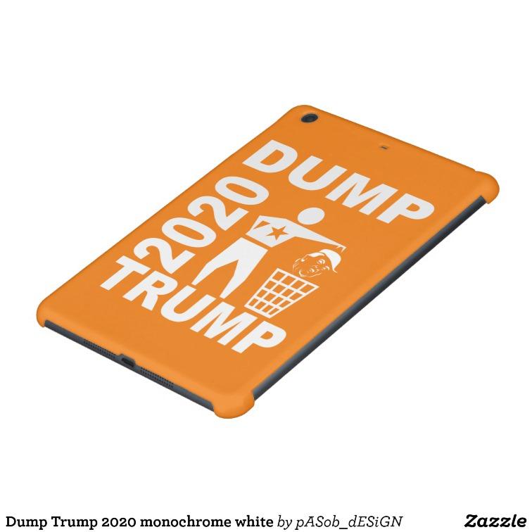 pASob's #Dump #Trump #2020 on products from @Zazzle   @pASob_dESIGN #donaldtrump #election #election2020 #usa #antitrump #realdonaldtrump #dumptrump #trumpisaliar #notmypresident #resist #pasob #againsttrump #conservatives #trumpwall #mlk #republikkklans