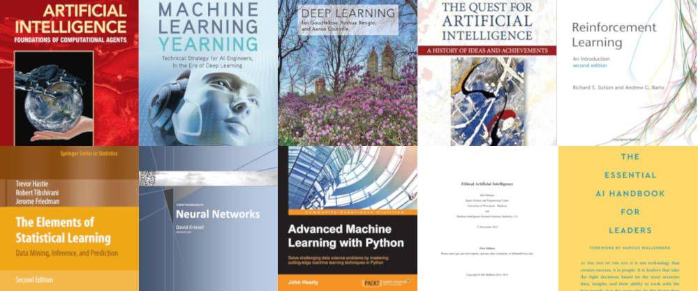 test Twitter Media - Good read  10 Free #MustRead #Books on #AI   https://t.co/ujIDPzkGEf #fintech #ArtificialIntelligence #MachineLearning #DeepLearning #robotics @kdnuggets @HaroldSinnott @Paula_Piccard @Fisher85M @jblefevre60 @ahier @Thomas_Harrer @ipfconline1 @DimDrandakis https://t.co/8W5Q9NHxdR