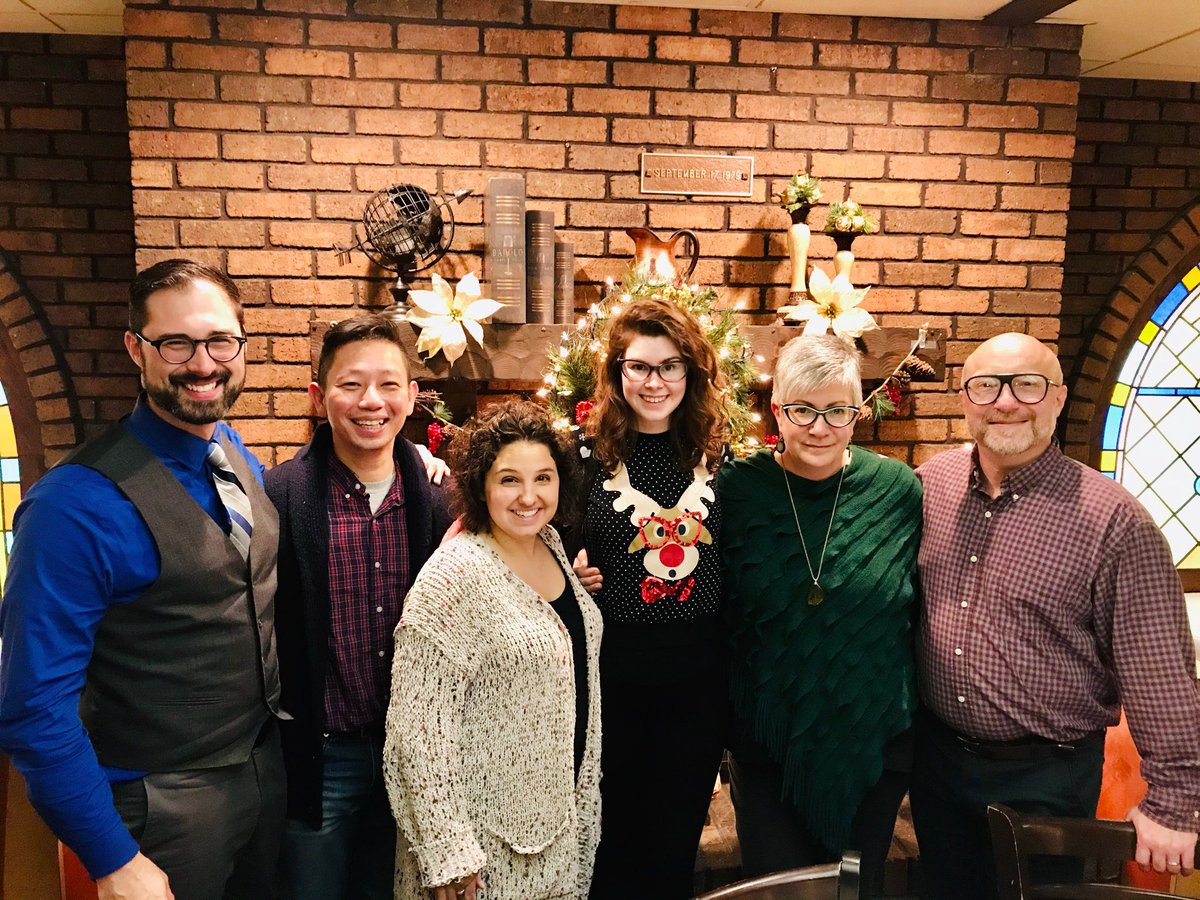 Our Executive Board wishes everyone a joyous closure to the final days of class in 2019! #NCTEVillage #CELchat #leadELA #LitAGE #teachers #literacy<br>http://pic.twitter.com/FjRtihT41n