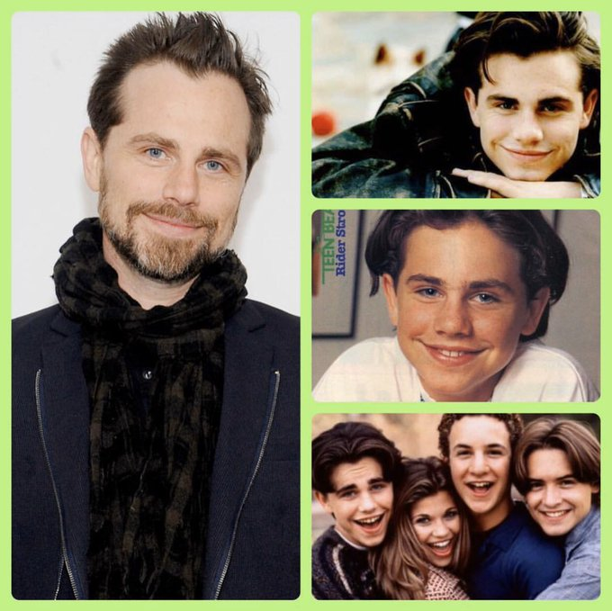 Happy 40th bday actor Rider Strong