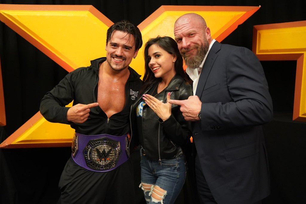 @AngelGarzaWwe's photo on #WWENXT