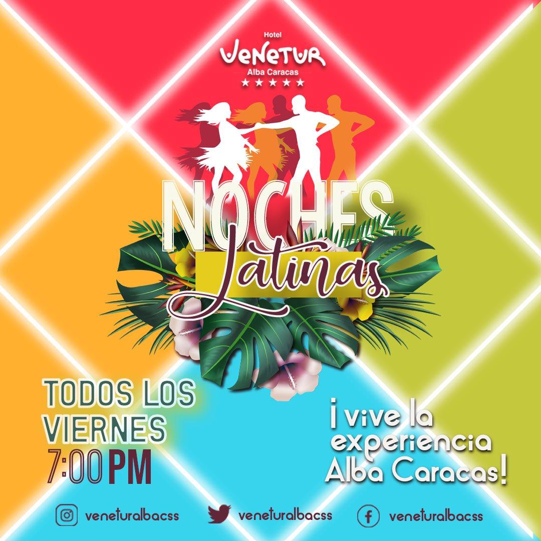 Hotel Venetur Alba Caracas Veneturalbaccs Twitter