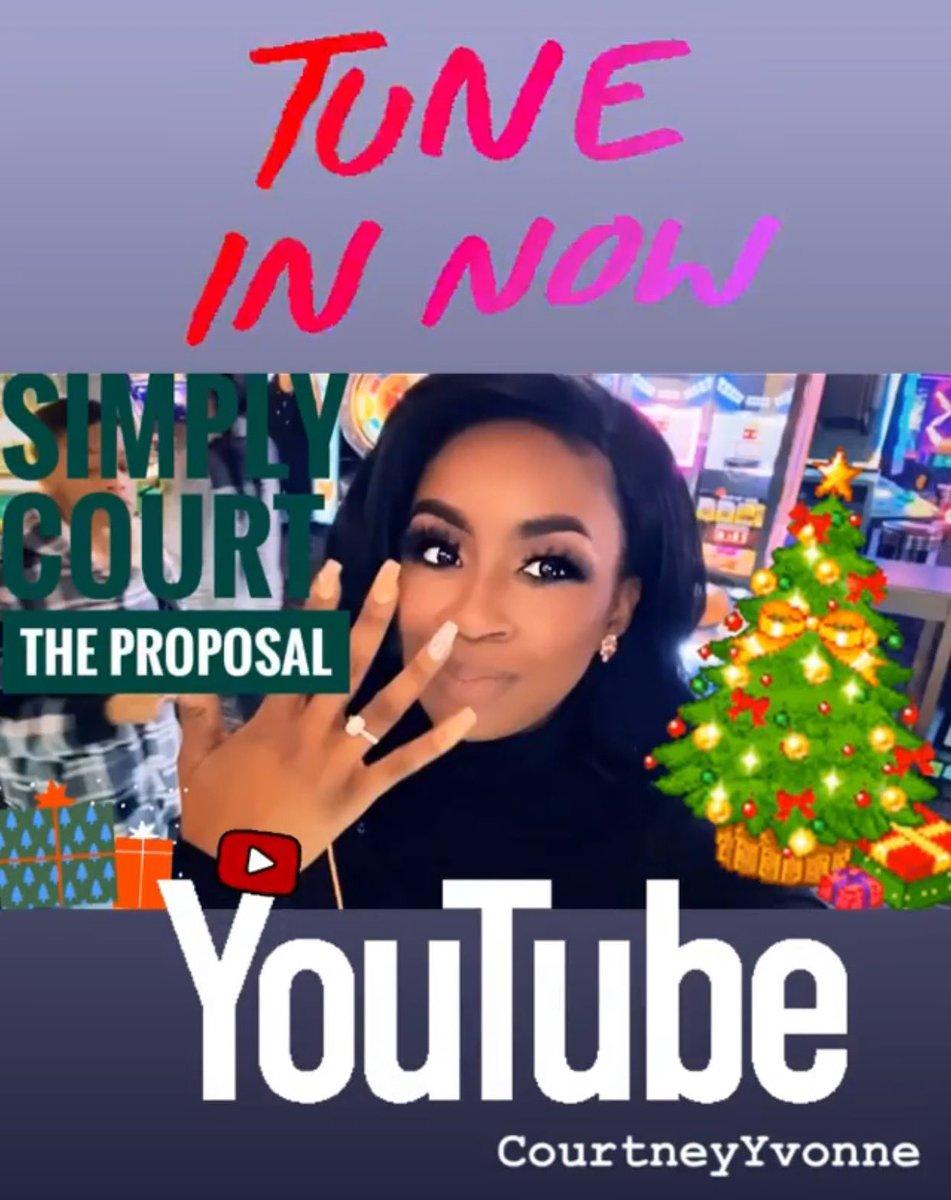 #Vlogmas Day 5 | The Proposal https://youtu.be/CLMu6bVipmw via @YouTube #youtube #WeddingStory pic.twitter.com/XQeTakPkoq