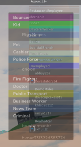 Roblox Player List Lord Cowcow On Twitter Here S The Difference Between The New And Old Roblox Leaderboard Player List If Anyone Is Interested