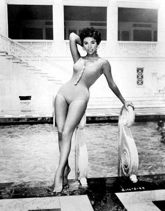 Happy birthday Rita Moreno.