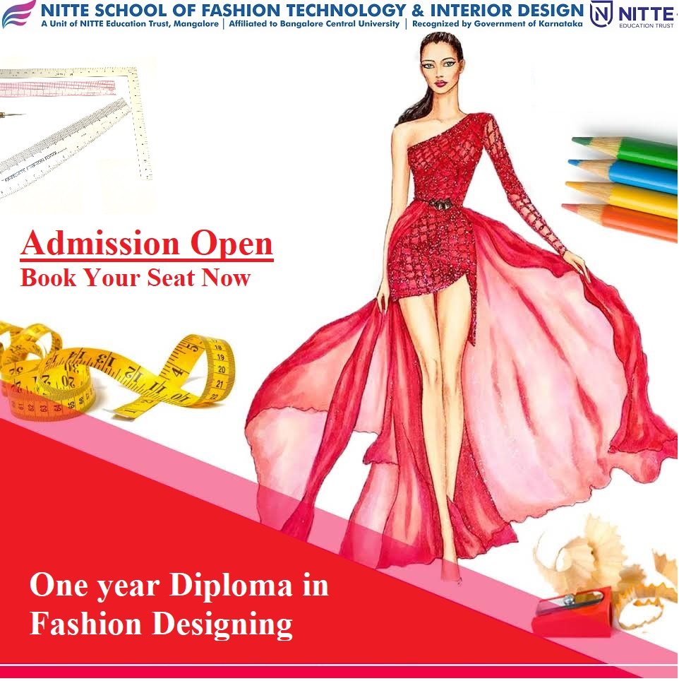 Nitte On Twitter Nitte Offers Diploma In Fashion Designing Explore The Detailed Syllabus Https T Co Yzm8sw8zyh Fashiondesigning Diploma Nitteftid Fashioninstitute Nitte Https T Co 1wawe3mcaj