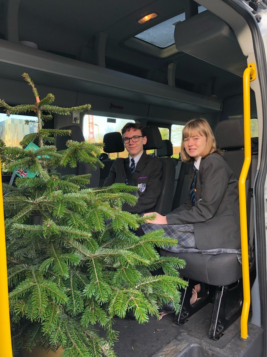 Over the last few weeks our Student council has been reaching out to local businesses in the hope of obtaining some new benches. Homebase kindly agreed to gift Hastings a Christmas tree up to the value of £50 as their benches are not in stock until March. Thank you Homebase! https://t.co/Fpaxrvp9vV
