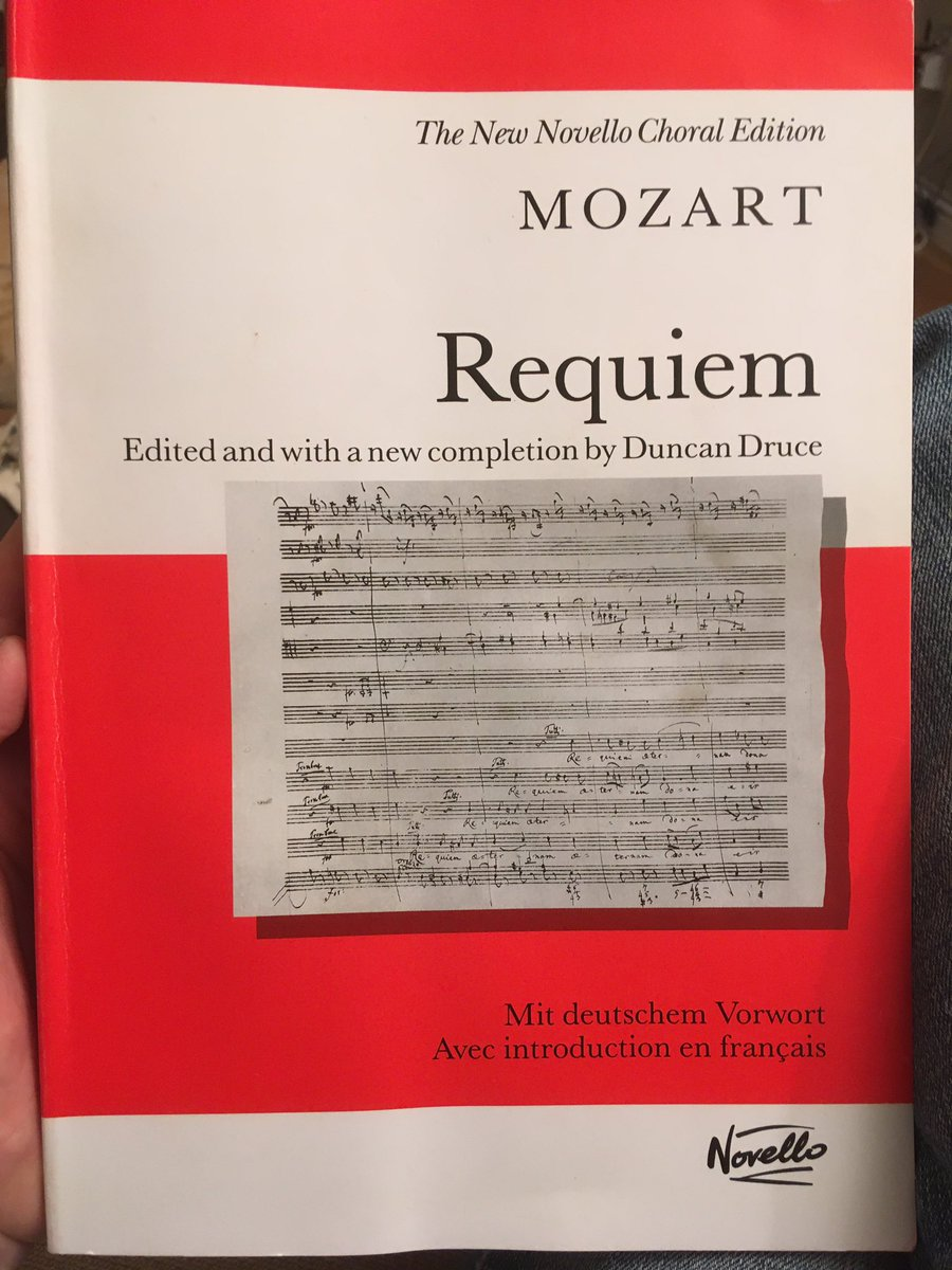 Glad I'm getting early practice on these for @MusicGHS and @RGSGuildford joint choir in 2020. Forgotten how tricky esp the Carmina Burana is! 😱. Looking forward to Peter and Grayson's expert coaching after Christmas - dona eis requiem #LatinJoke 😁
