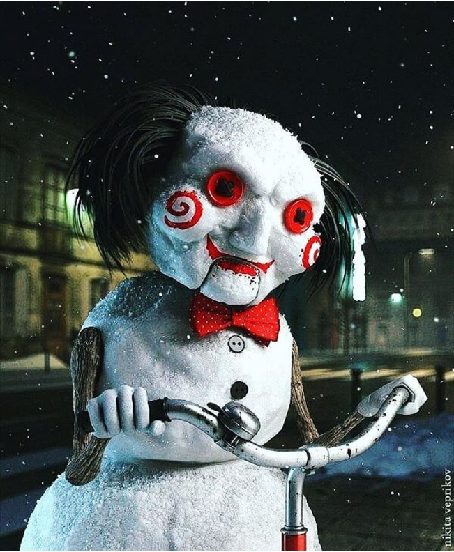 #ArtistadeMiedo Horror Artist of the day: Nikita Veprikov #horror #horrorfan #horrorart #horrorcomics #illustration #horrorconcept #horrorpainting #horrorartist pic.twitter.com/HZvs6MdC3g