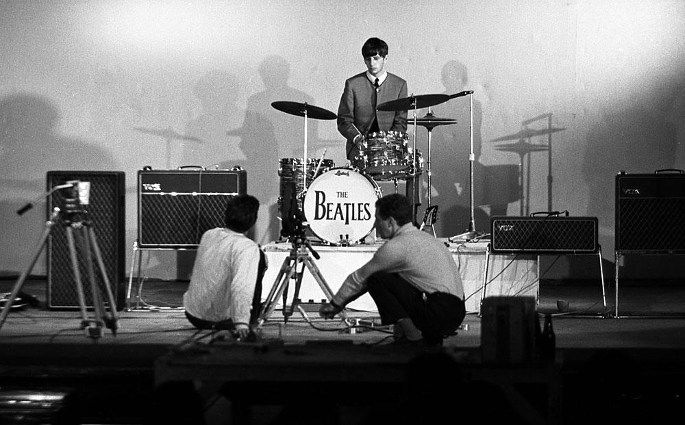 ♪ 🎥🎬 #RingoStarr #Beatles