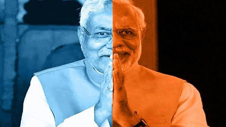 """He is BJP's puppet. He has insulted Bihar mandate and join hand with BJP overnight. His """"Antaratma"""" is dead and not able to think internally.   #नीतीश_का_विश्वासघात<br>http://pic.twitter.com/ABxwgnjEdI"""