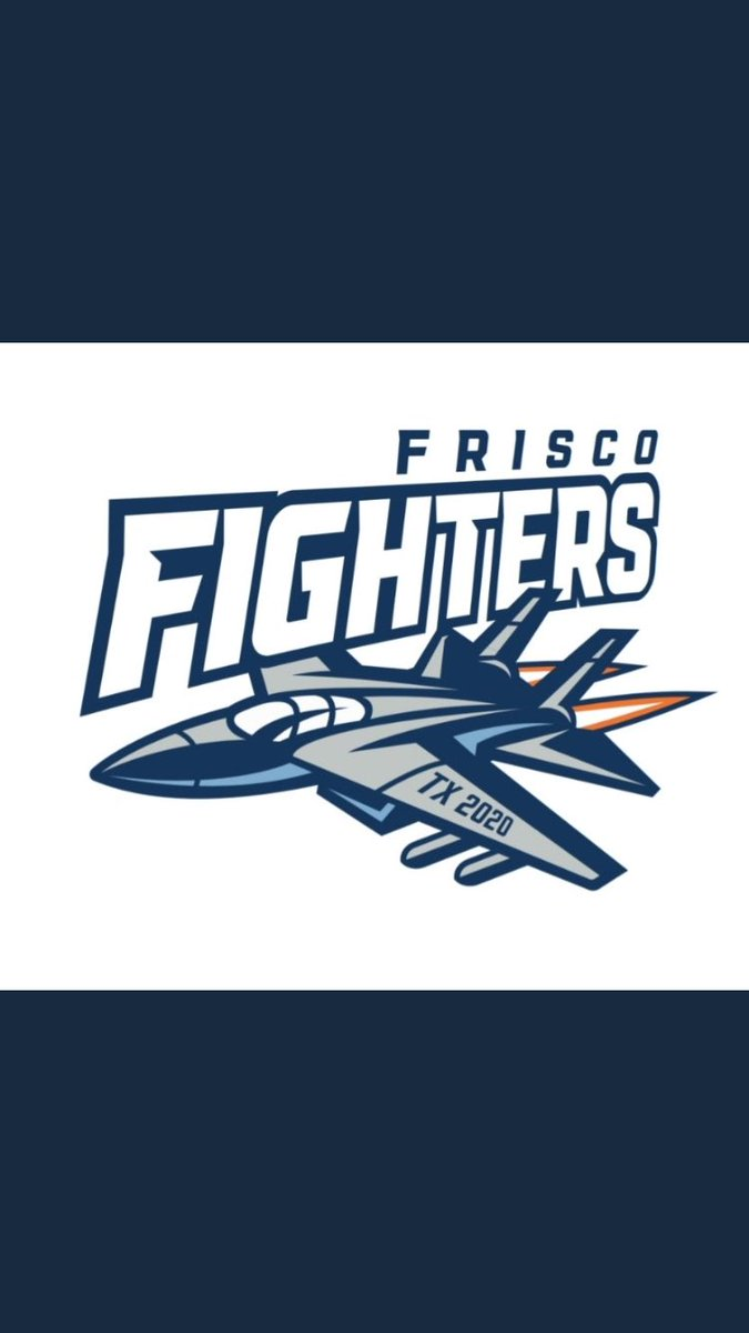 Frisco has a team. The Frisco Fighters have been unveiled.
