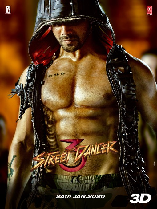The battle is about to begin!! #StreetDancer3D trailer out on 18th Dec.   @Varun_dvn @Norafatehi @TSeries