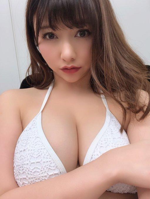 グラビアアイドル橘まりやのTwitter自撮りエロ画像13