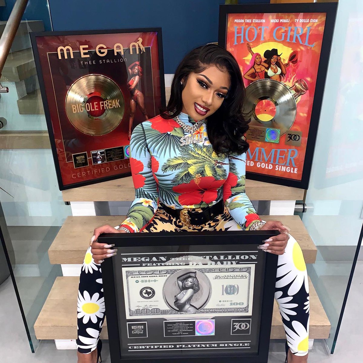 @theestallion's photo on Fletcher