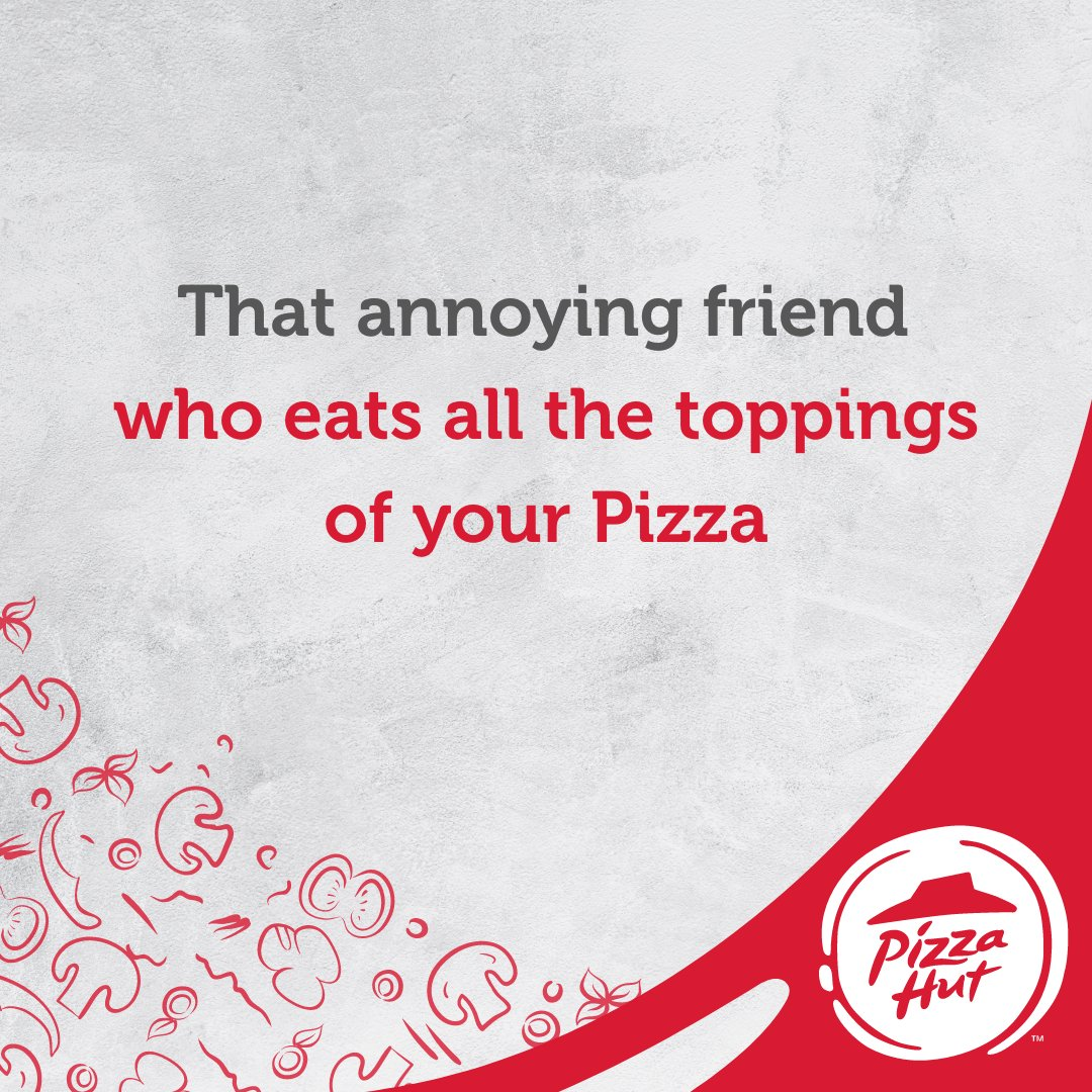 Janta maaf nahi karegi PizzaHutJavenge TastiestPizzasAt99 https t.co ZehgSC0d0y