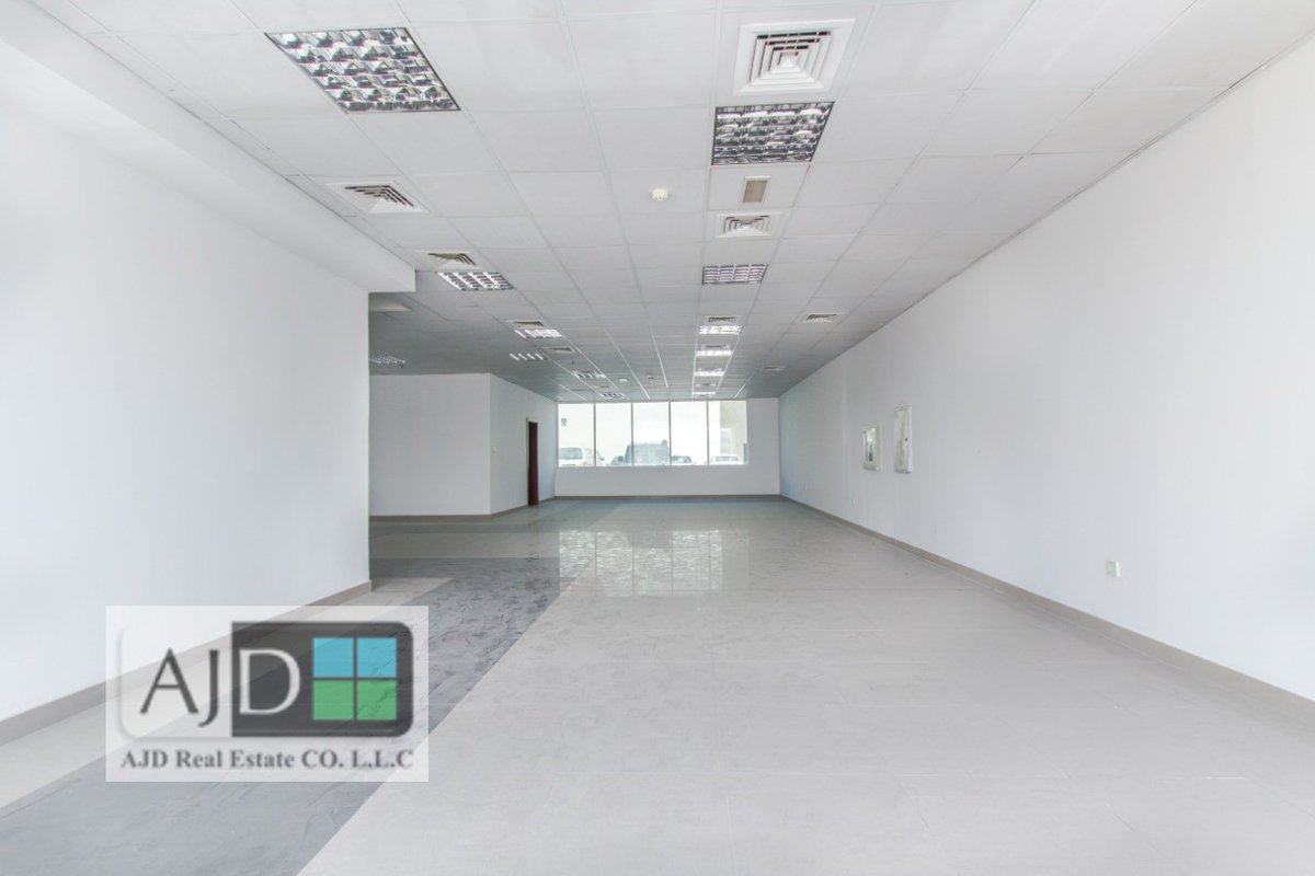 Huge main road facing Showroom with Mezzanine located in AJD Building, Umm Rammol.  Please visit:  http://www. ajdrealestates.com      Email: sohail@ajdrealestate.ae For more details call Leasing Officer at 0561789928<br>http://pic.twitter.com/2iSU8tj3q8