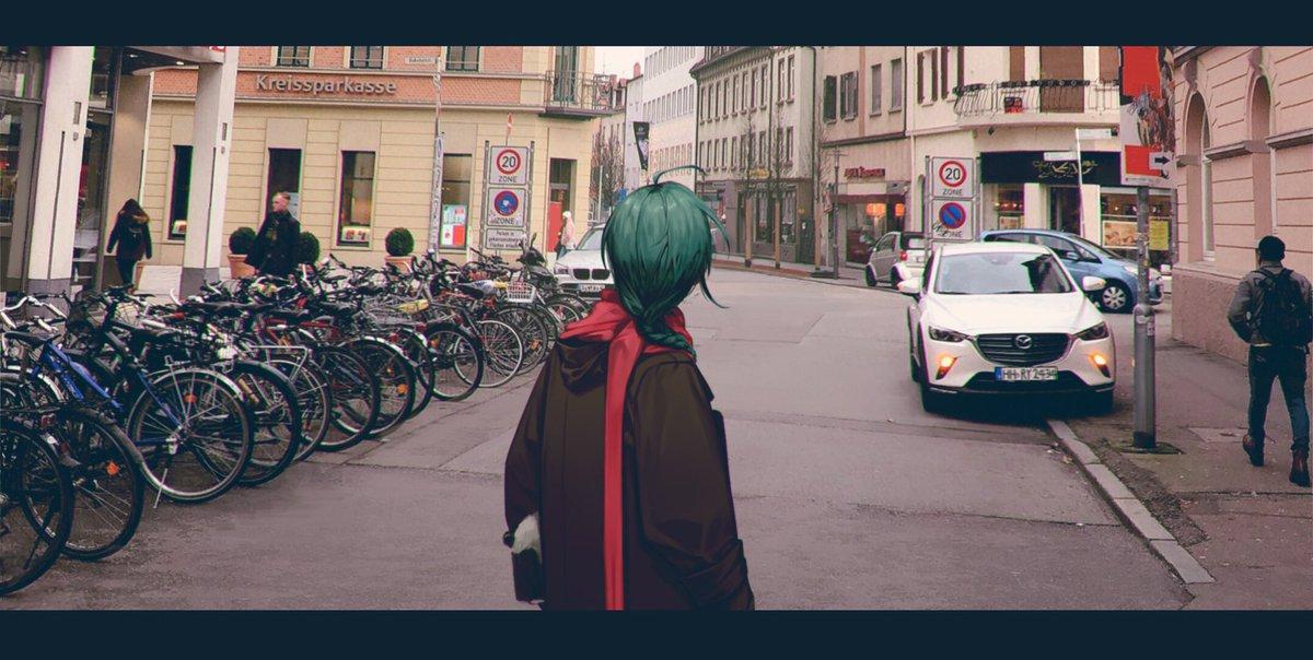 ウィーンの街並みがすごく良かった!