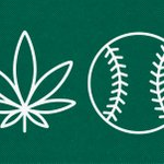 Image for the Tweet beginning: Report: Baseball drops #cannabis testing