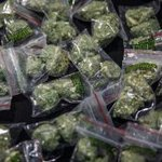 Image for the Tweet beginning: #marijuana #cannabis #cannabiscommunity-  Cannabis stocks fell