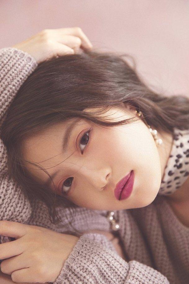 今田美桜ちゃんのピンクカラーのメイク死ぬほど似合ってる可愛すぎ…