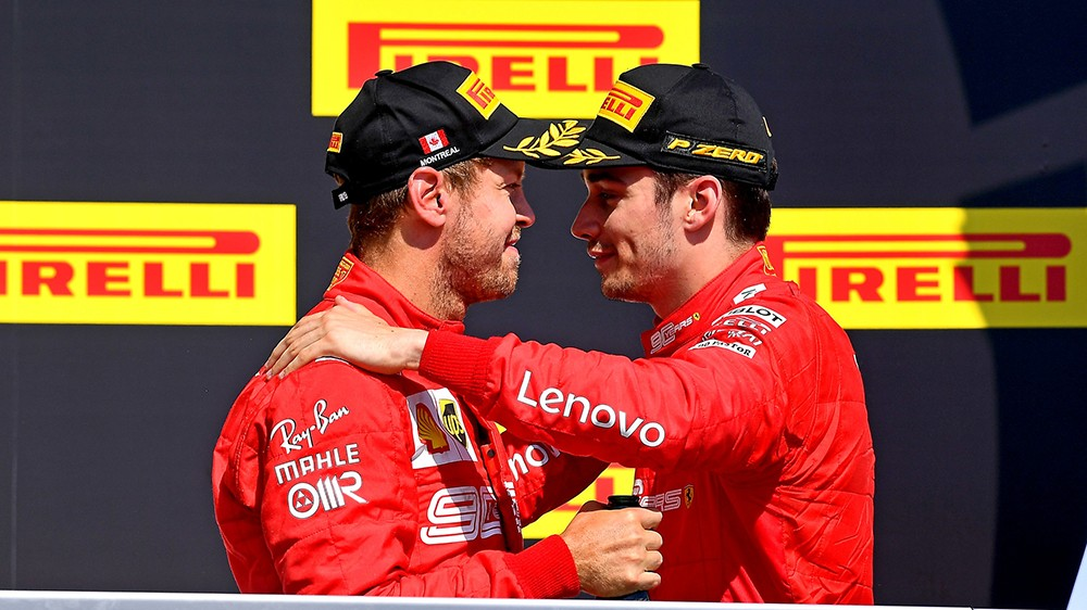 """""""Our drivers are very fast and very ambitious. There is a good atmosphere and the perception from the outside is a deceptive one"""" - Ferrari boss on #Seb5 and #CL16 👉 http://bit.ly/FerrariBoss ⬅️  ➡️ http://www.ScuderiaFans.com ⬅️  #ScuderiaFans #ForzaFerrari #essereFerrari 🔴"""