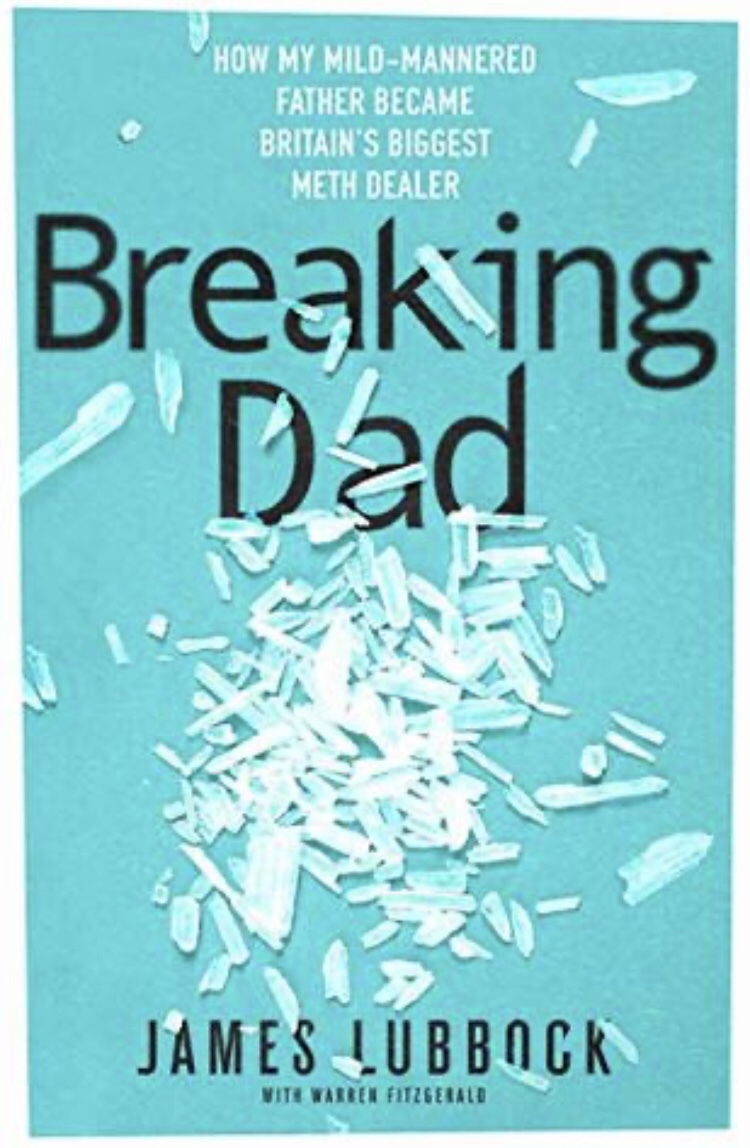Breaking Dad by James Lubbock with Warren Fitzgerald @lubokian @TheMirrorBooks #BreakingDad https://t.co/fG1OYfHJ45 https://t.co/isogONCgvg
