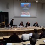 Image for the Tweet beginning: [Ouverture colloque] à l'#IUEM #UBO