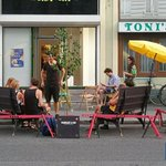 Image for the Tweet beginning: Candidate #4 for #mobilityaction2019: Parklet2go