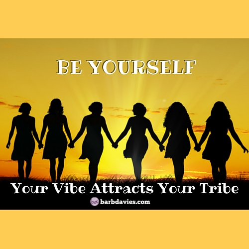 Be yourself! Your vibe attracts your tribe! #lawofattraction <br>http://pic.twitter.com/Vswu7oVGXf