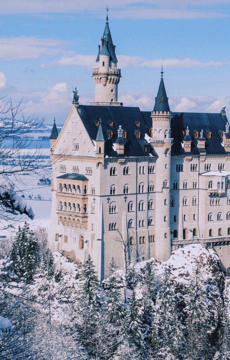Neuschwanstein Castle, Germany is definitely on my bucket list  <br>http://pic.twitter.com/iA8xvB1IrO
