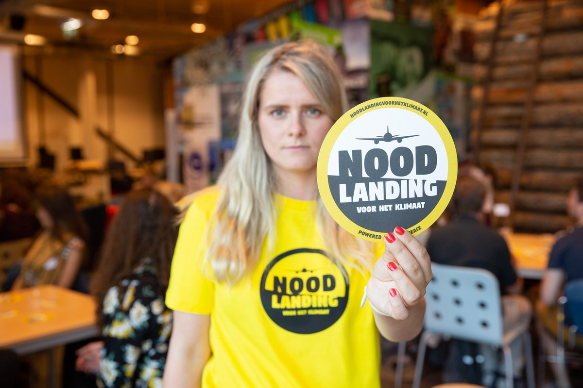 This weekend #ExtinctionRebellion #Groningen takes part in the biggest protest against aviation in the NL ds ever. This #protestival organized by @GreenpeaceNL takes place at #Schiphol The goal is to raise attention to the pollution and noise disturbance of Dutch aviation #KLM