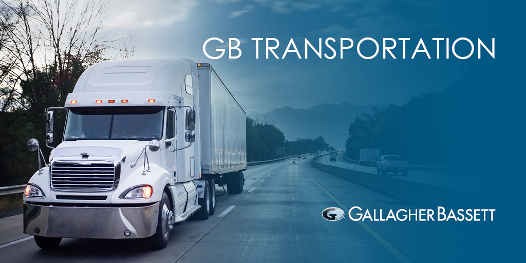 In this episode of The Truck Stop, Lori Ilgenfritz (Account Principal, Gallagher Bassett) shares how GB Transportations workers compensation claims management services identify loss drivers and improve outcomes. bit.ly/2LOEexT