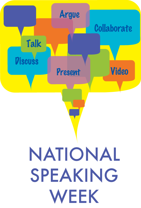Check out a parody of TED Talks at our Model Speeches page. Enjoy!  http://www. nationalspeakingweek.org      #edchat #engchat <br>http://pic.twitter.com/FKNLSbONu1