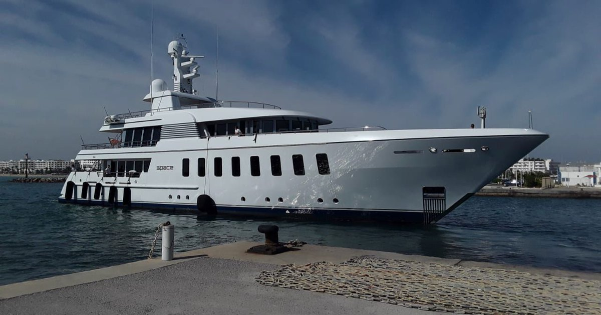 If you're planning a trip to #Tunisia contact Yacht Services Tunisia before you go and take advantage of the services they offer to visiting #superyachts, including #Customs and #Immigration, #Concierge, Duty Free #Bunkering and #Provisioning.