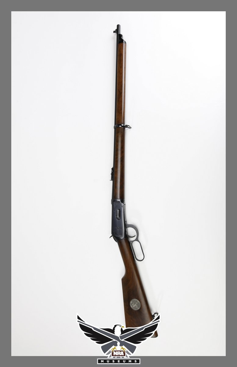 #GOTD-Winchester NRA Centennial Musket. In 1971,NRA members were given the opportunity to select commemorative firearms offered by manufacturers to honor the centennial of the association's founding.About 23,400 muskets with 26 inch barrels and full-length foreends were produced.