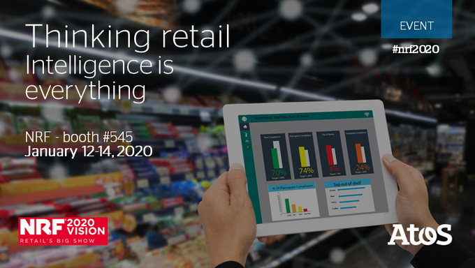 Discover the future of thinking #retail – real use cases and real opportunities. Join us...