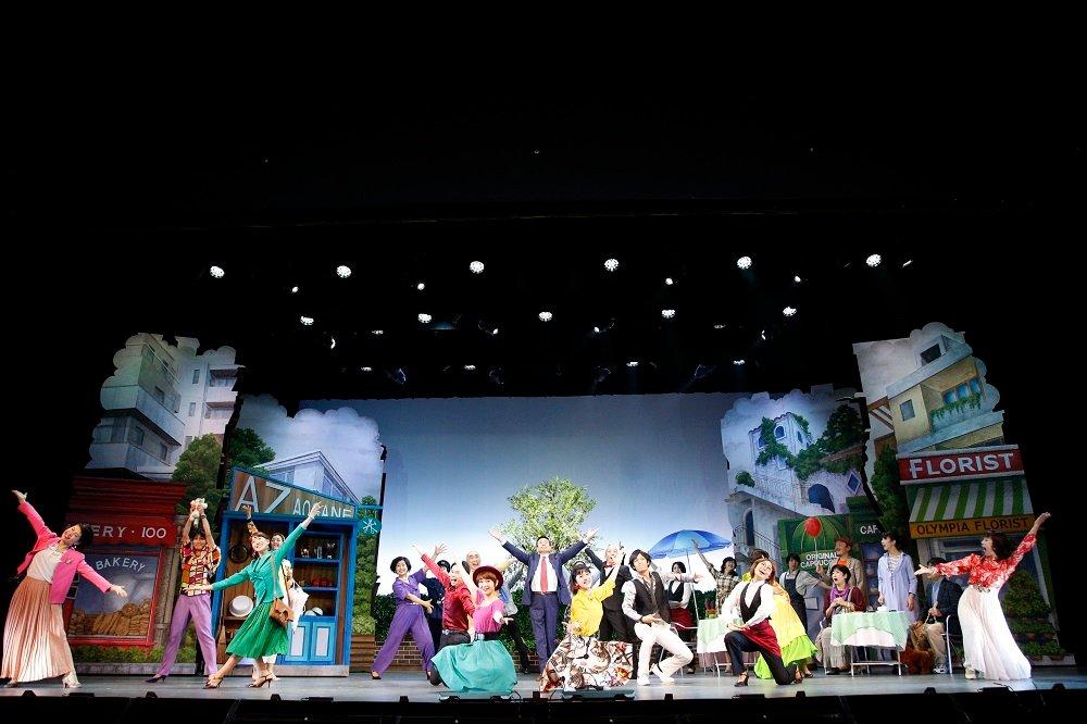 \放送決定/ 『劇団SET 創立40周年記念公演「ピースフルタウンへようこそ」』 2020年2月放送