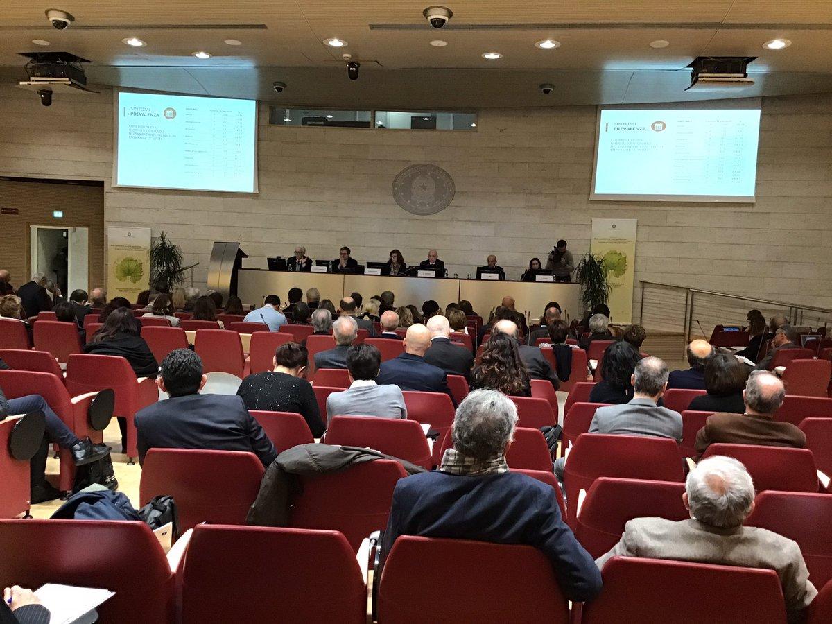 Presentacio Projetto Demetra a Ministero della Salute: multicentric > 800 pacients identificats Necpal a Italia @catedracpal @u_medicina #necpal https://t.co/5RosiM5jgC