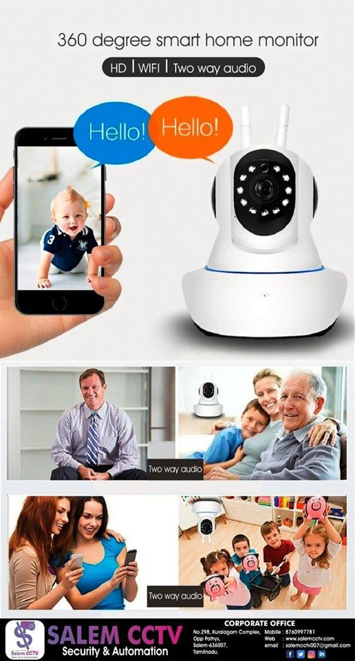 If u need 1camera for your security.. Call us : 8760997781 #Salemcctv #cctvinsalem #cctvcameras #wificameras #securitysystem #homeautomation #wifiIPcamerapic.twitter.com/BKLTKlaqt6