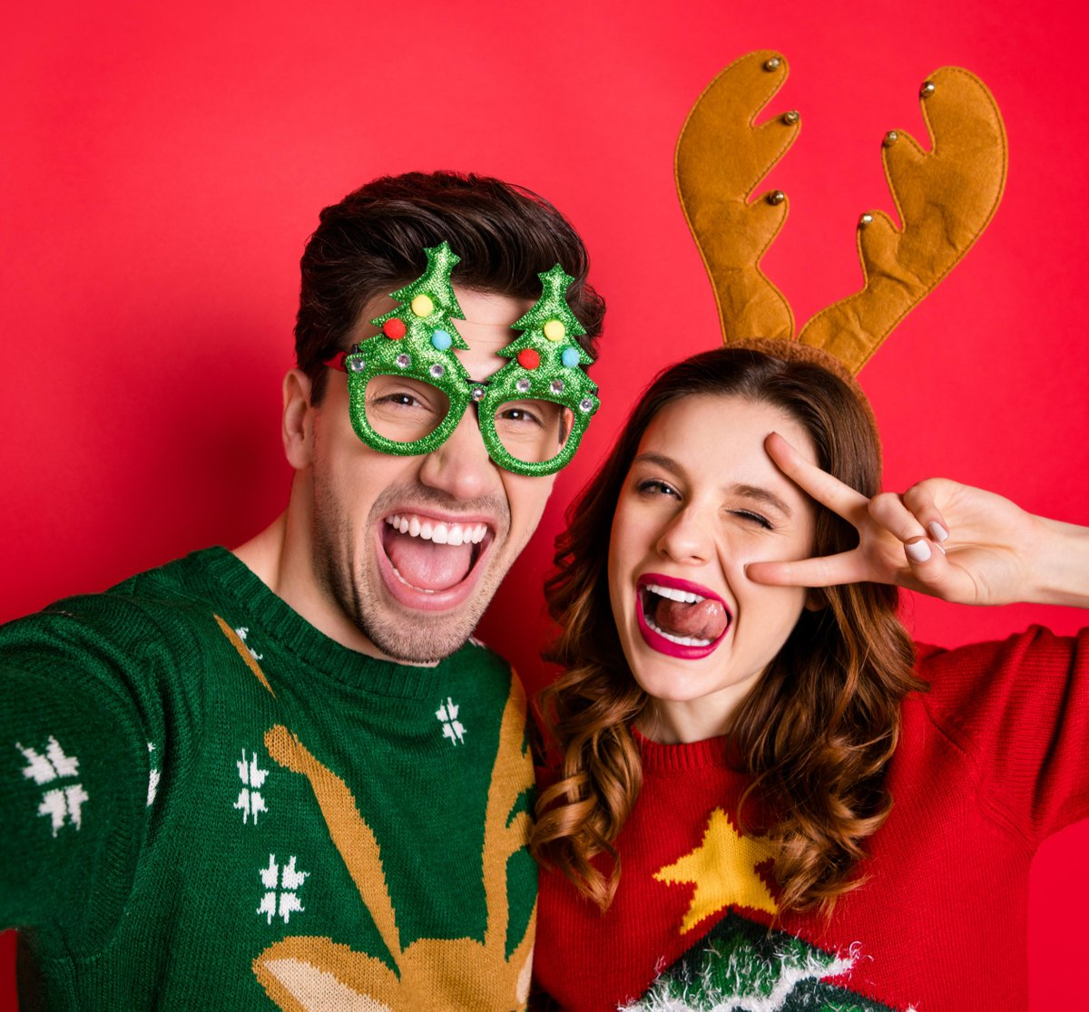 Tomorrow will be #Christmas #jumper day, no need to rush out and make an #impulsive purchase as you can decorate your jumper to make it look as #silly as you feel #comfortable – or even swap your #festive #fashion statement with a friend